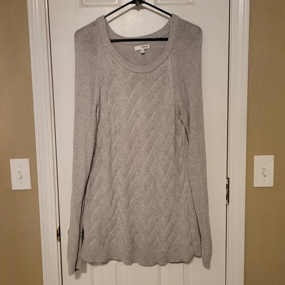 Sonoma Cable Design Sweater